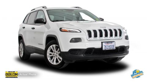 Used Jeep Cherokee Sport