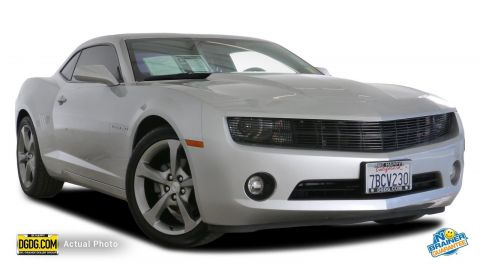 Used Chevrolet Camaro 1LT