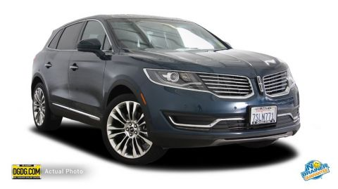 Used Lincoln MKX Reserve
