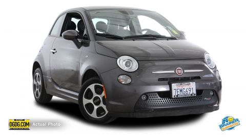 Used FIAT 500e Battery Electric