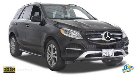 Used Mercedes-Benz GLE 350
