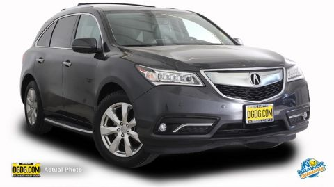Used Acura MDX 3.5L