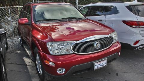 Used Buick Rainier CXL