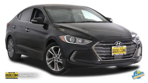 Certified Used Hyundai Elantra Limited