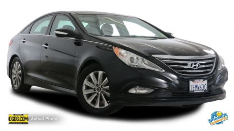 Certified Pre-Owned 2014 Hyundai Sonata Limited