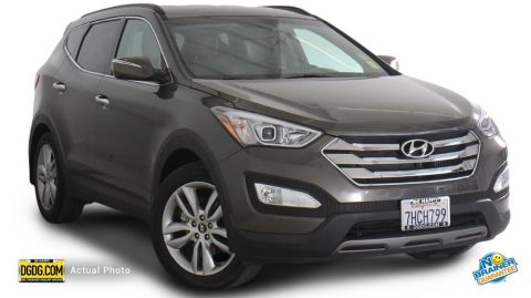 Certified Used Hyundai Santa Fe Sport 2.0L Turbo