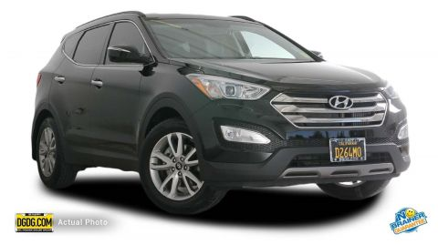 Certified Pre-Owned 2015 Hyundai Santa Fe Sport 2.0L Turbo