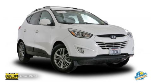 Certified Pre-Owned 2014 Hyundai Tucson SE