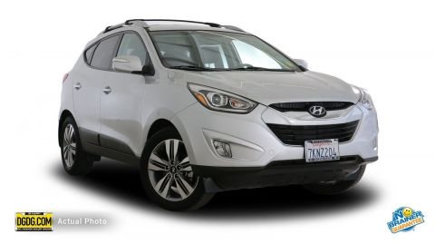 Certified Used Hyundai Tucson Limited