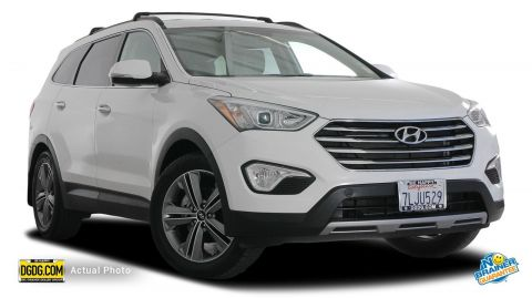 Certified Pre-Owned 2015 Hyundai Santa Fe Limited