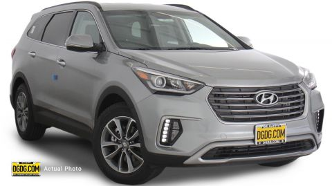 New Hyundai Santa Fe Limited