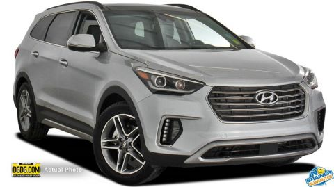 Used Hyundai Santa Fe Limited Ultimate