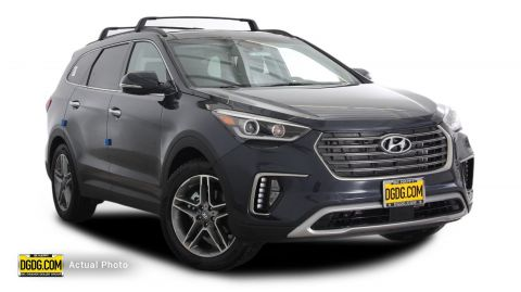 New Hyundai Santa Fe SE Ultimate