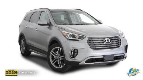 Certified Used Hyundai Santa Fe Limited Ultimate