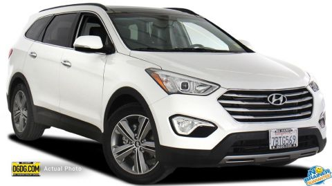 Used Hyundai Santa Fe SE Ultimate