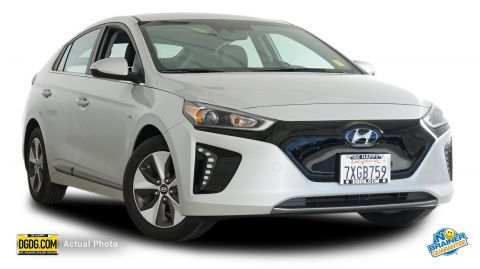 Certified Used Hyundai Ioniq EV Limited
