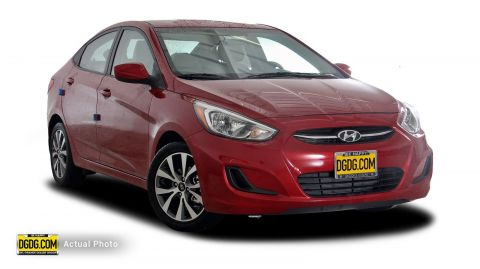New Hyundai Accent Value Edition