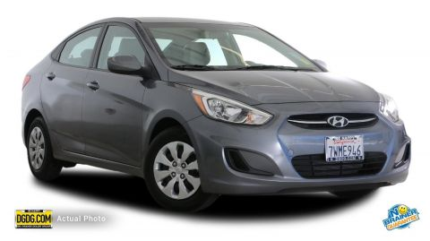 Certified Used Hyundai Accent SE