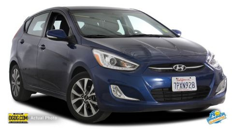Certified Used Hyundai Accent Sport