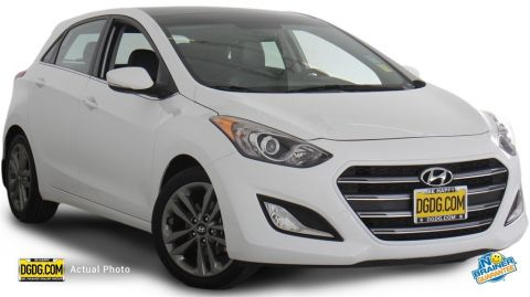 Certified Used Hyundai Elantra GT Style/Tech