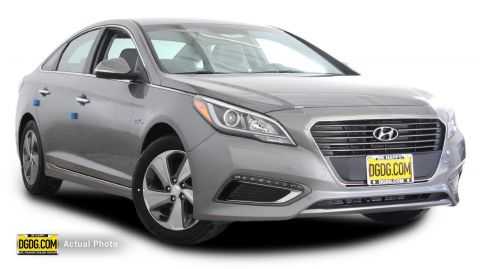 New Hyundai Sonata Plug-In Hybrid Base
