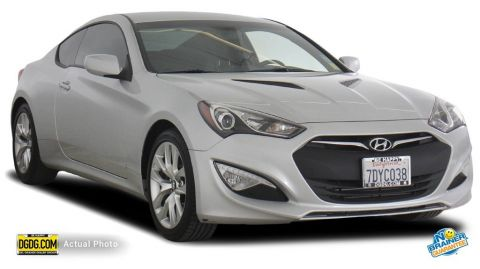 Certified Used Hyundai Genesis Coupe 2.0T