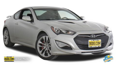 Certified Used Hyundai Genesis Coupe 3.8 Track