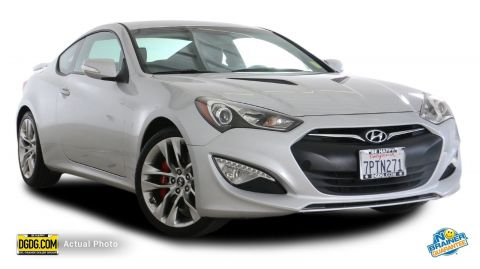 Certified Pre-Owned 2016 Hyundai Genesis Coupe 3.8 Ultimate