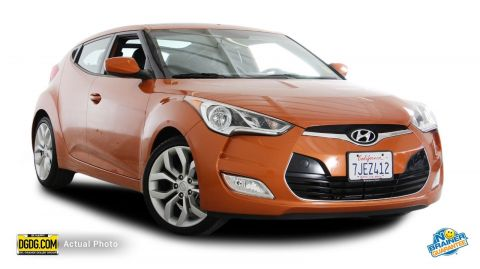 Certified Used Hyundai Veloster Style