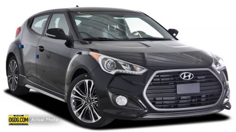 New Hyundai Veloster Turbo