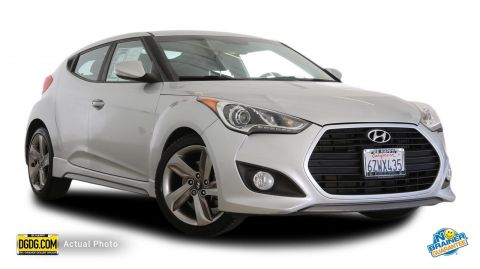 Used Hyundai Veloster Turbo