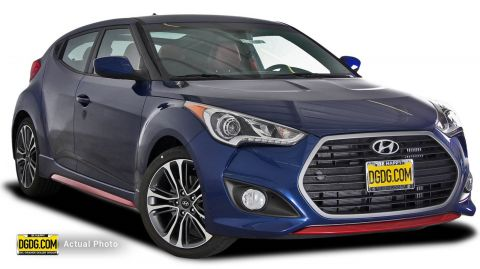 New Hyundai Veloster Turbo R-Spec
