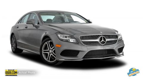 Used Mercedes-Benz CLS CLS 400