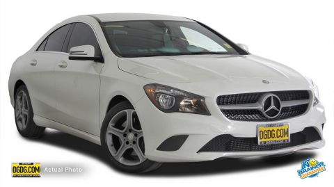 Used Mercedes-Benz CLA CLA250