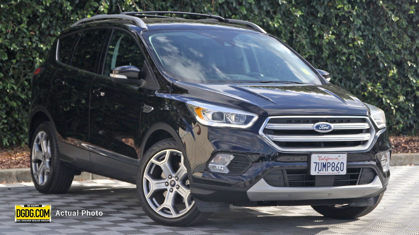 Capitol Ford San Jose >> 2017 Ford Escape Titanium With Navigation
