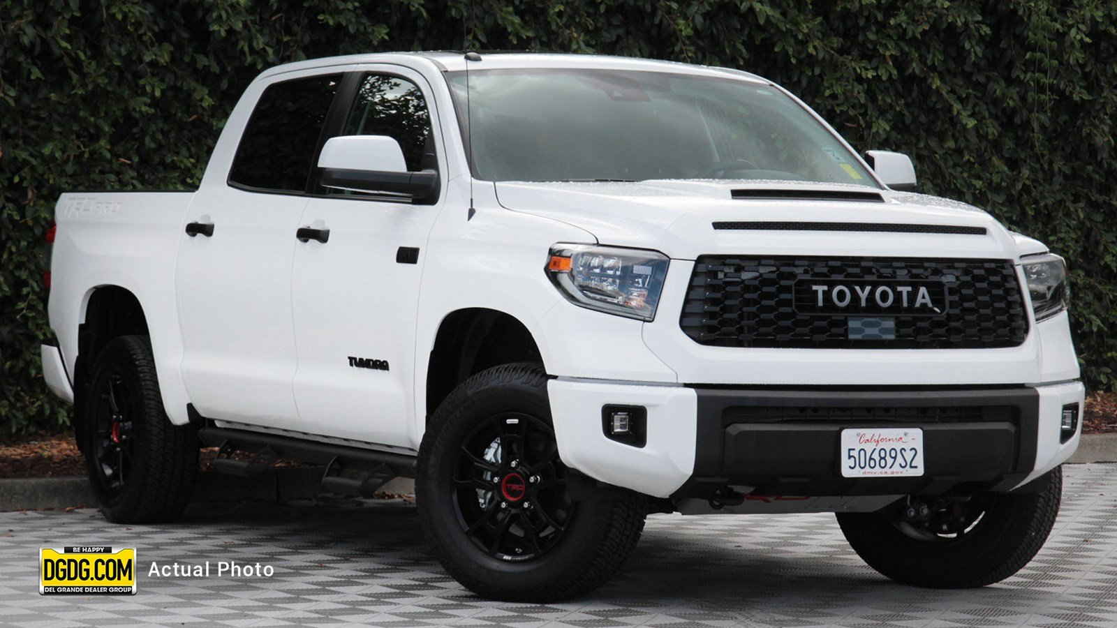 Tundra Trd Pro >> 2019 Toyota Tundra Trd Pro With Navigation 4wd
