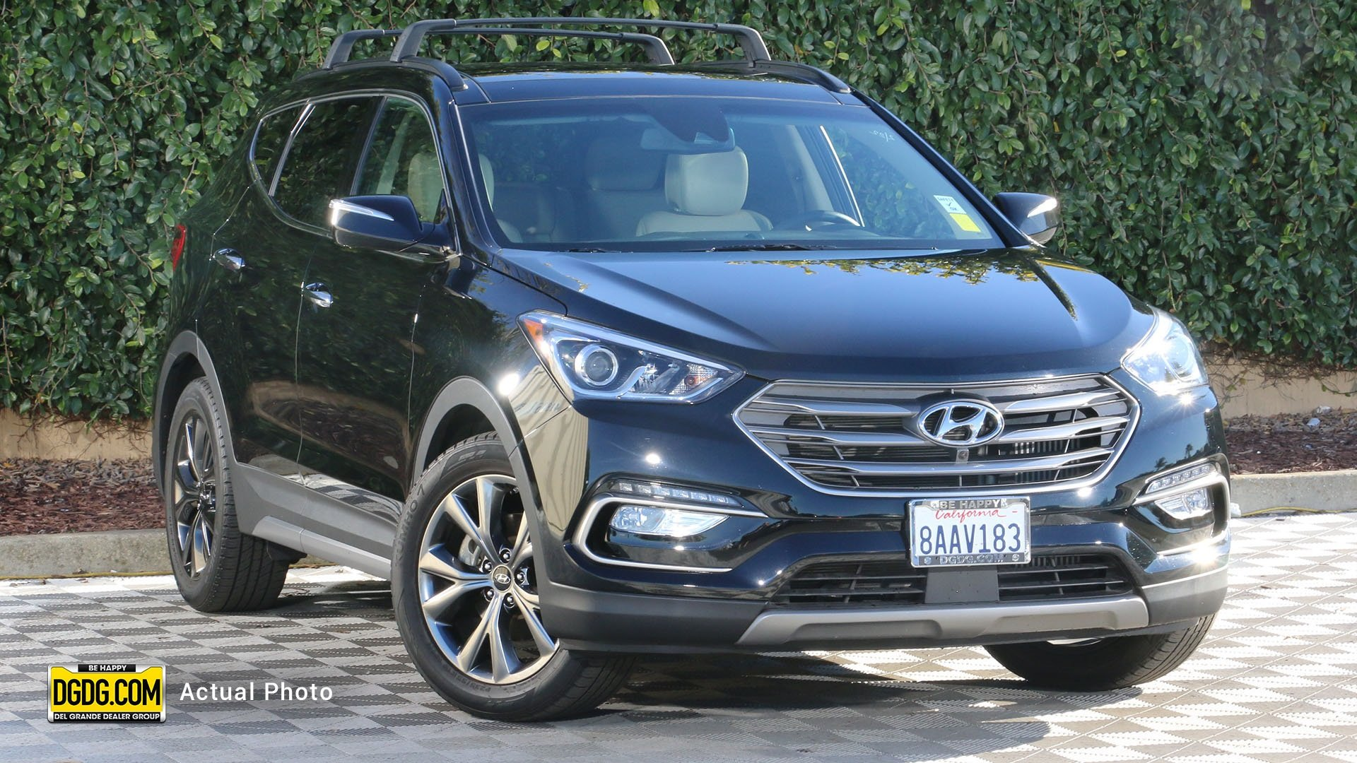 Certified Pre Owned 2018 Hyundai Santa Fe Sport 2 0l Turbo Ultimate