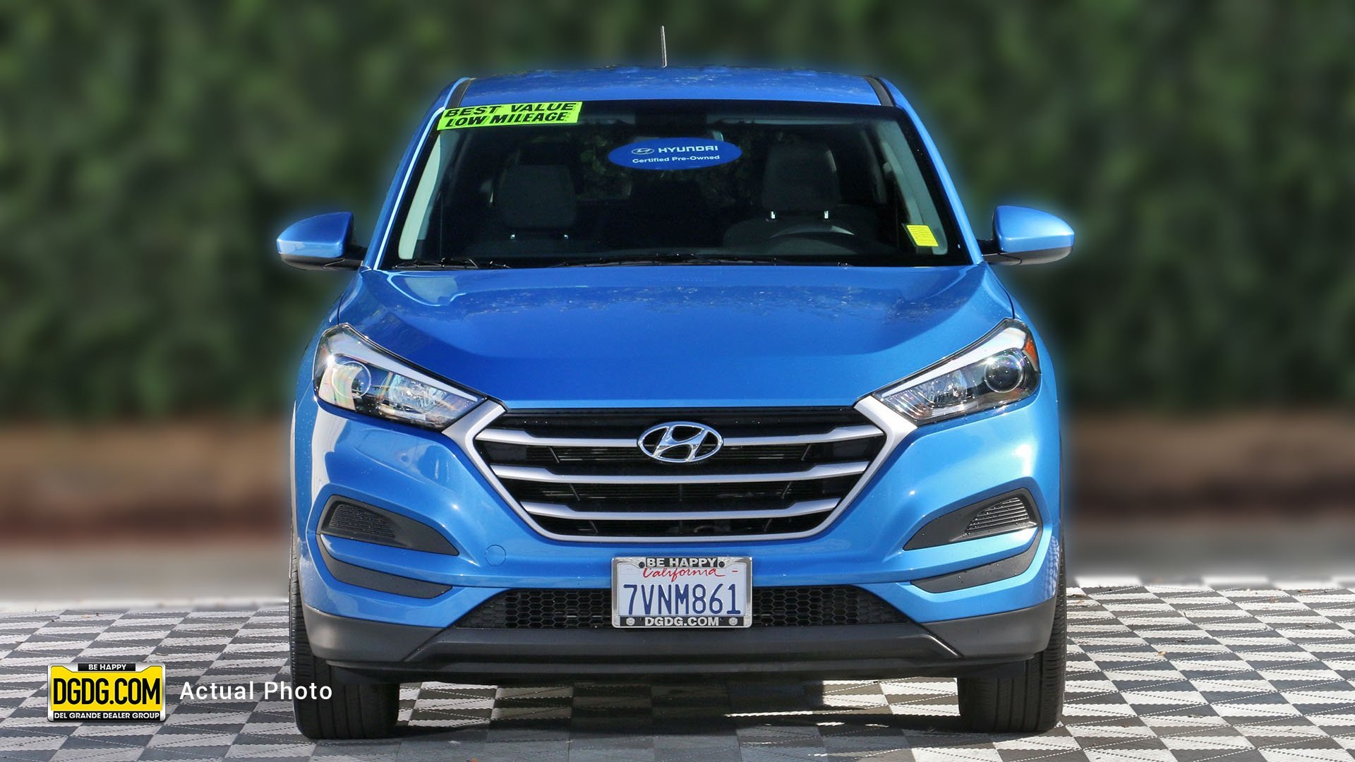 Certified Pre Owned 2017 Hyundai Tucson SE