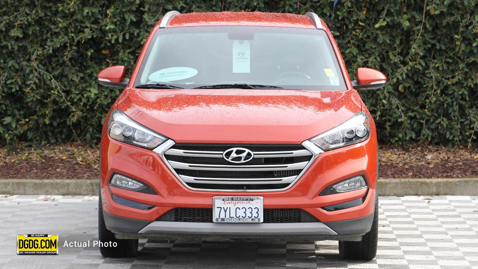 Certified Pre-Owned 2017 Hyundai Tucson Limited
