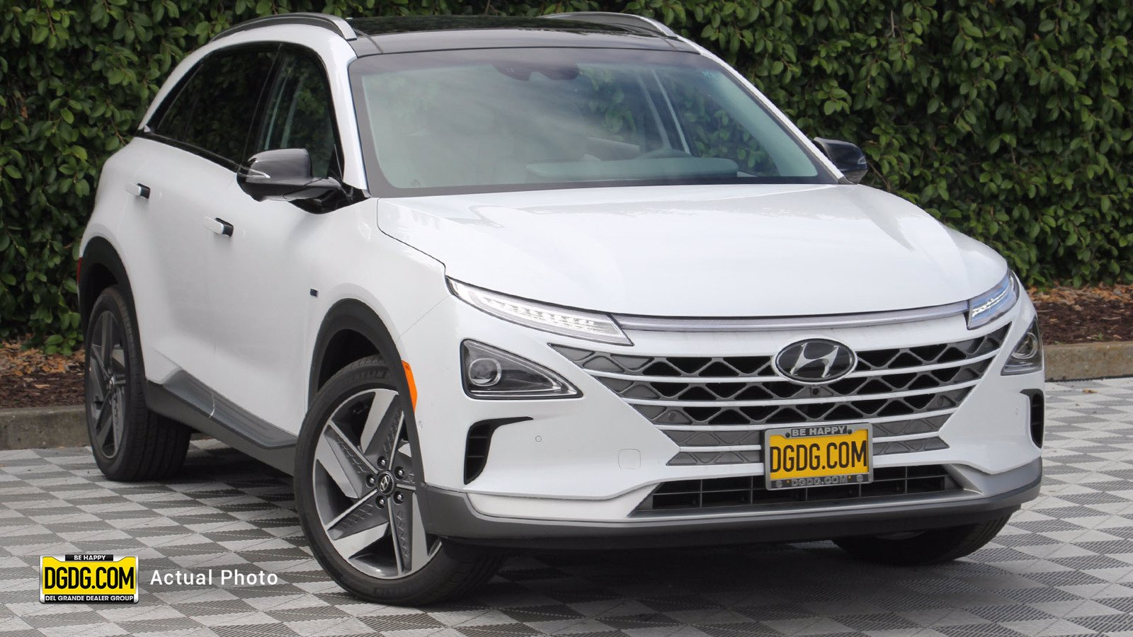 New 2020 Hyundai NEXO Limited