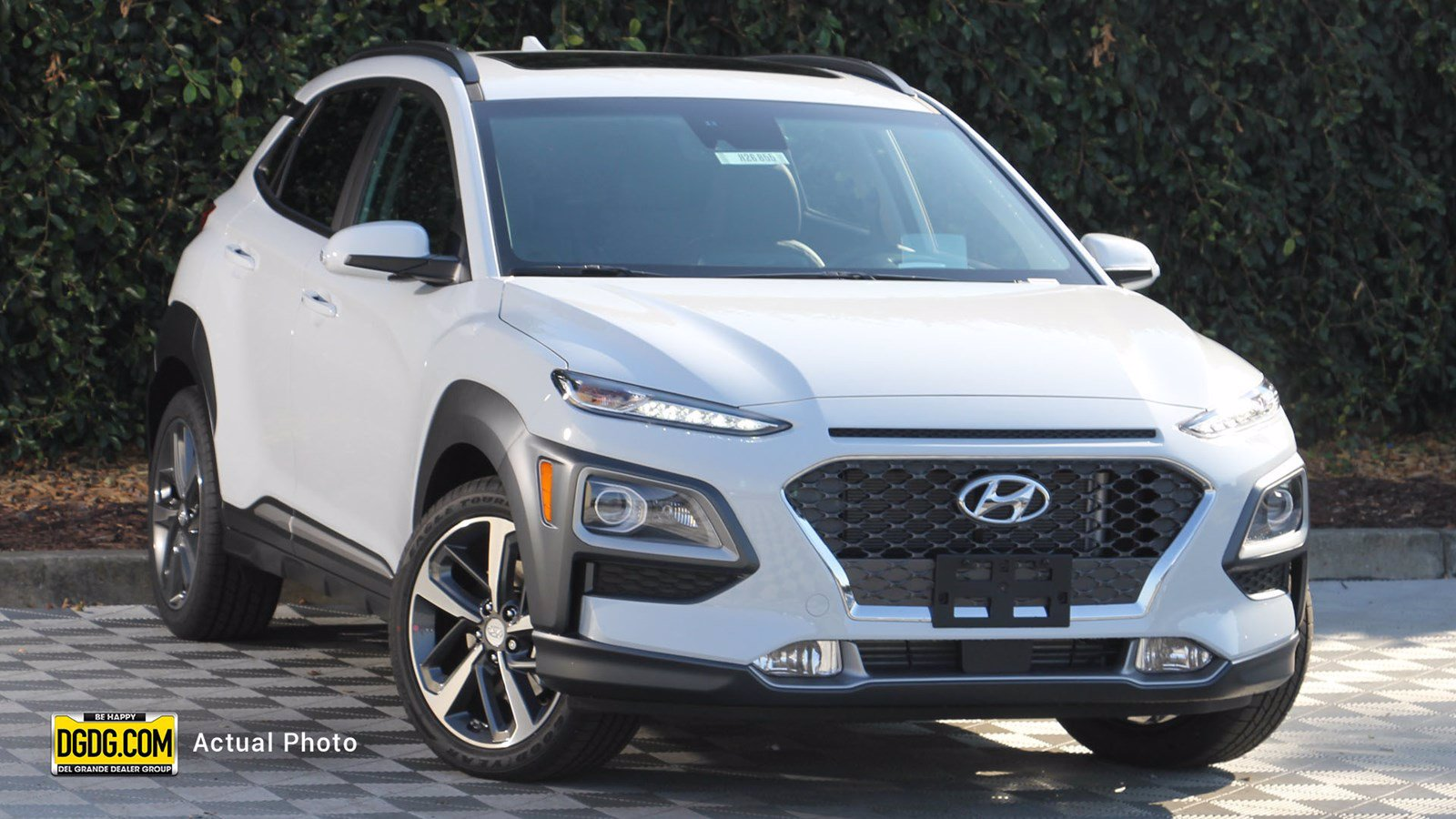 New 2020 Hyundai Kona Ultimate