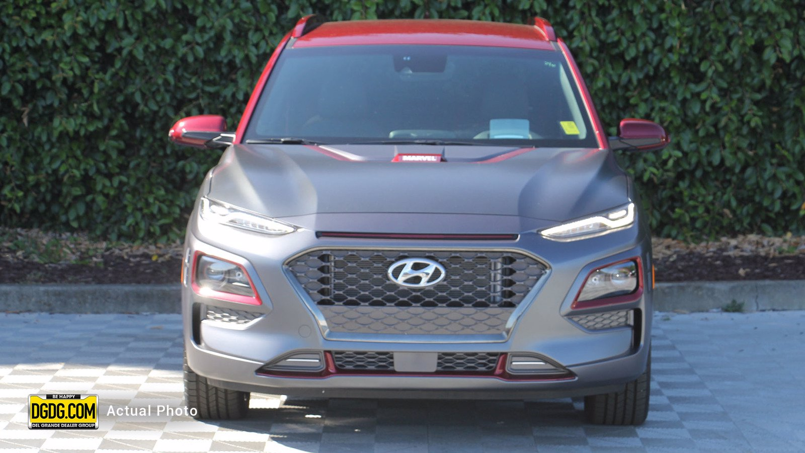 Pre-Owned 2019 Hyundai Kona Iron Man