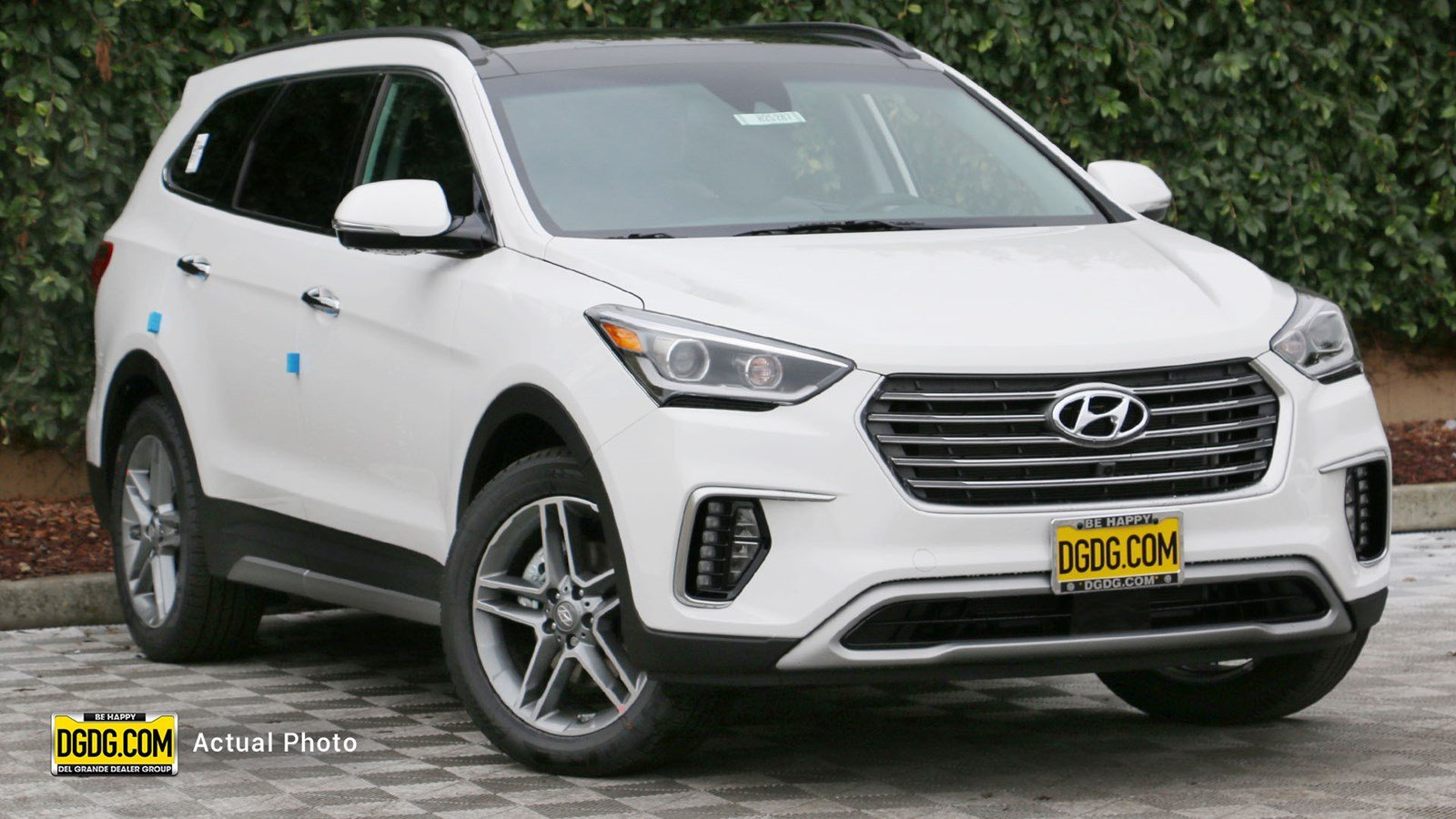 2019 Hyundai Santa Fe XL Limited Ultimate W/tech