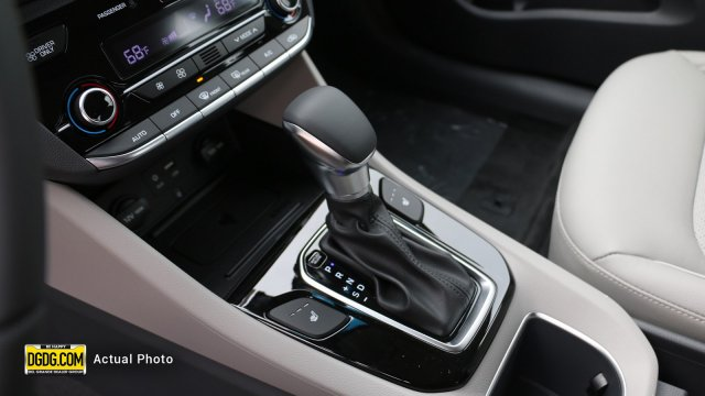 New 2019 Hyundai Ioniq Hybrid Limited