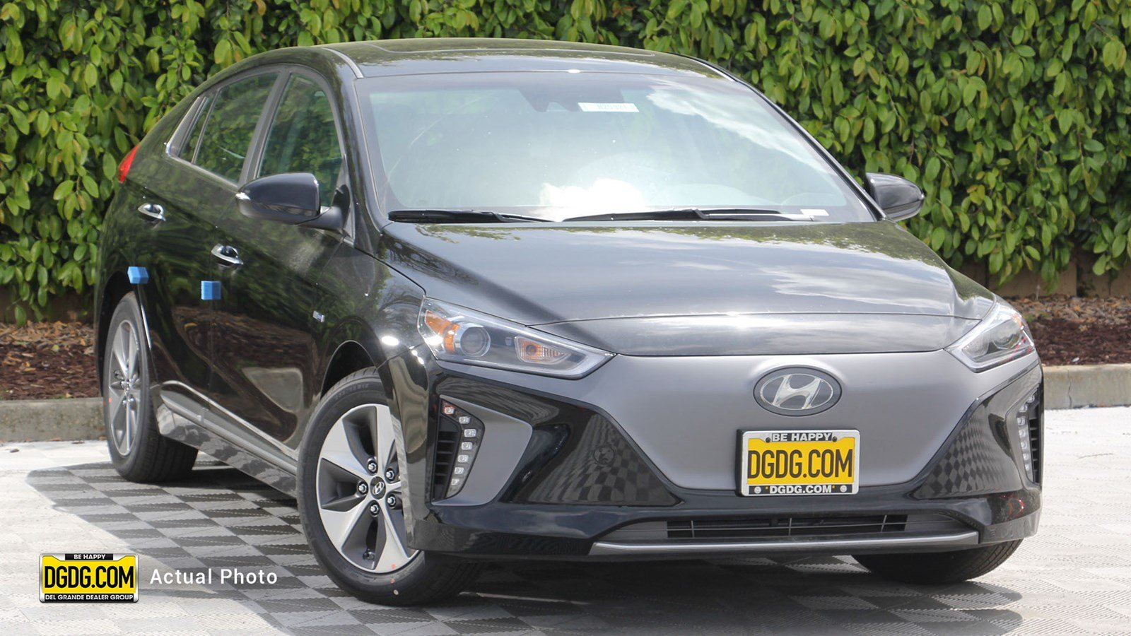 2019 Hyundai Ioniq Electric Limited