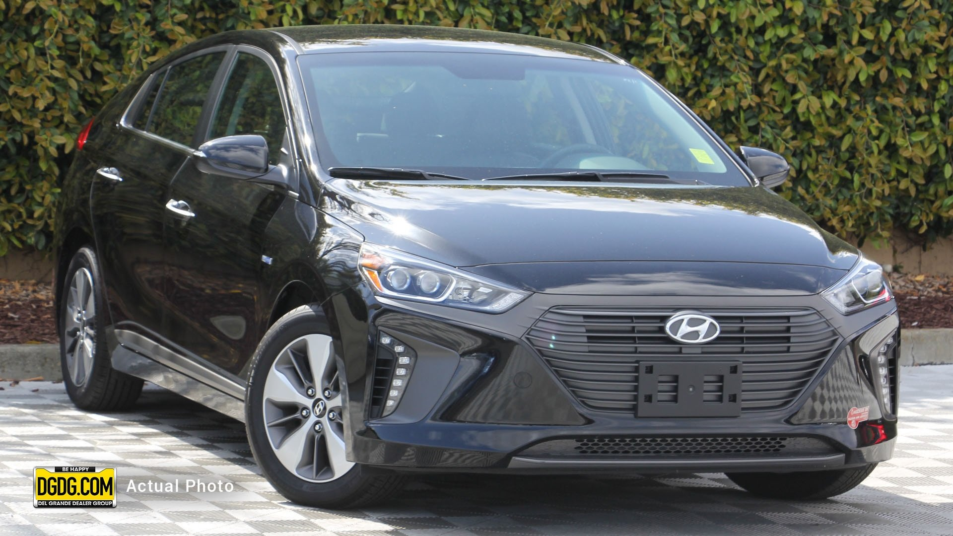 Certified Pre Owned 2018 Hyundai Ioniq Plug In Hybrid Limited