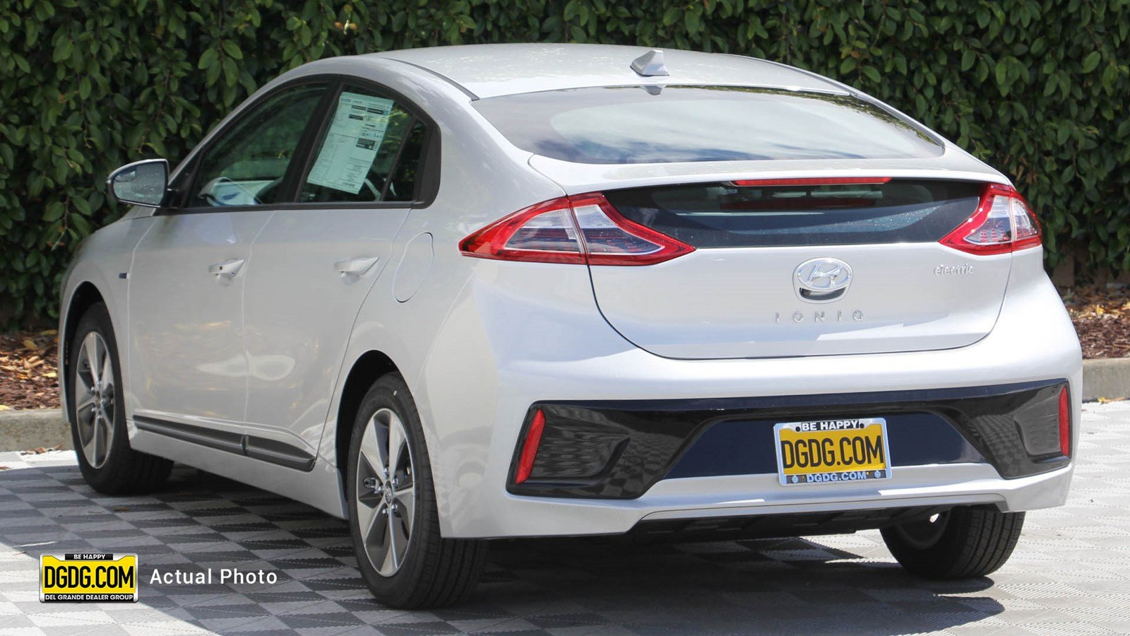 New 2019 Hyundai Ioniq Electric Electric
