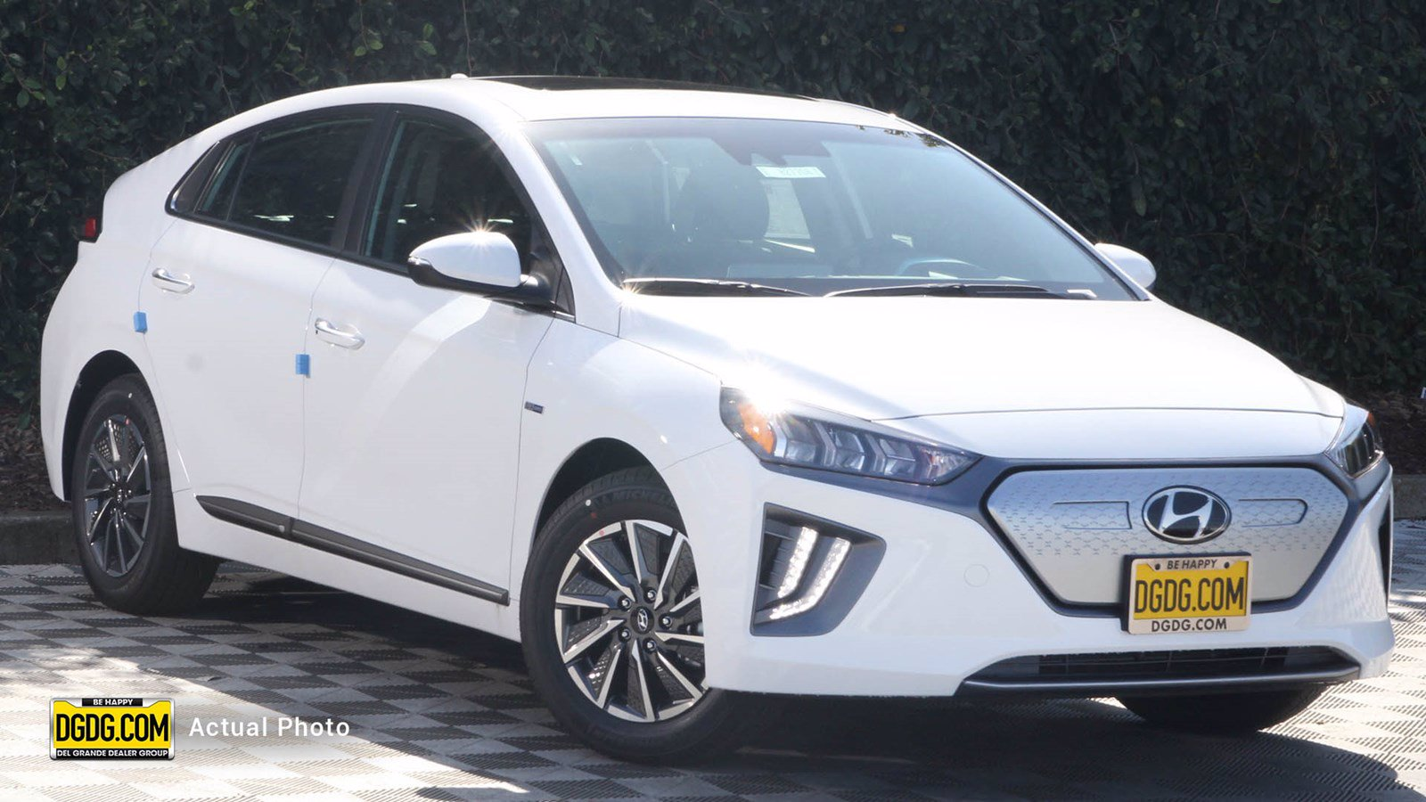 New 2020 Hyundai Ioniq Electric Limited