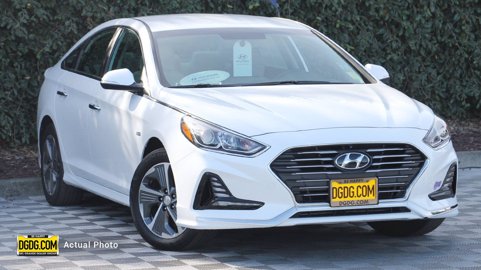 Certified Pre-Owned 2019 Hyundai Sonata Plug-In Hybrid