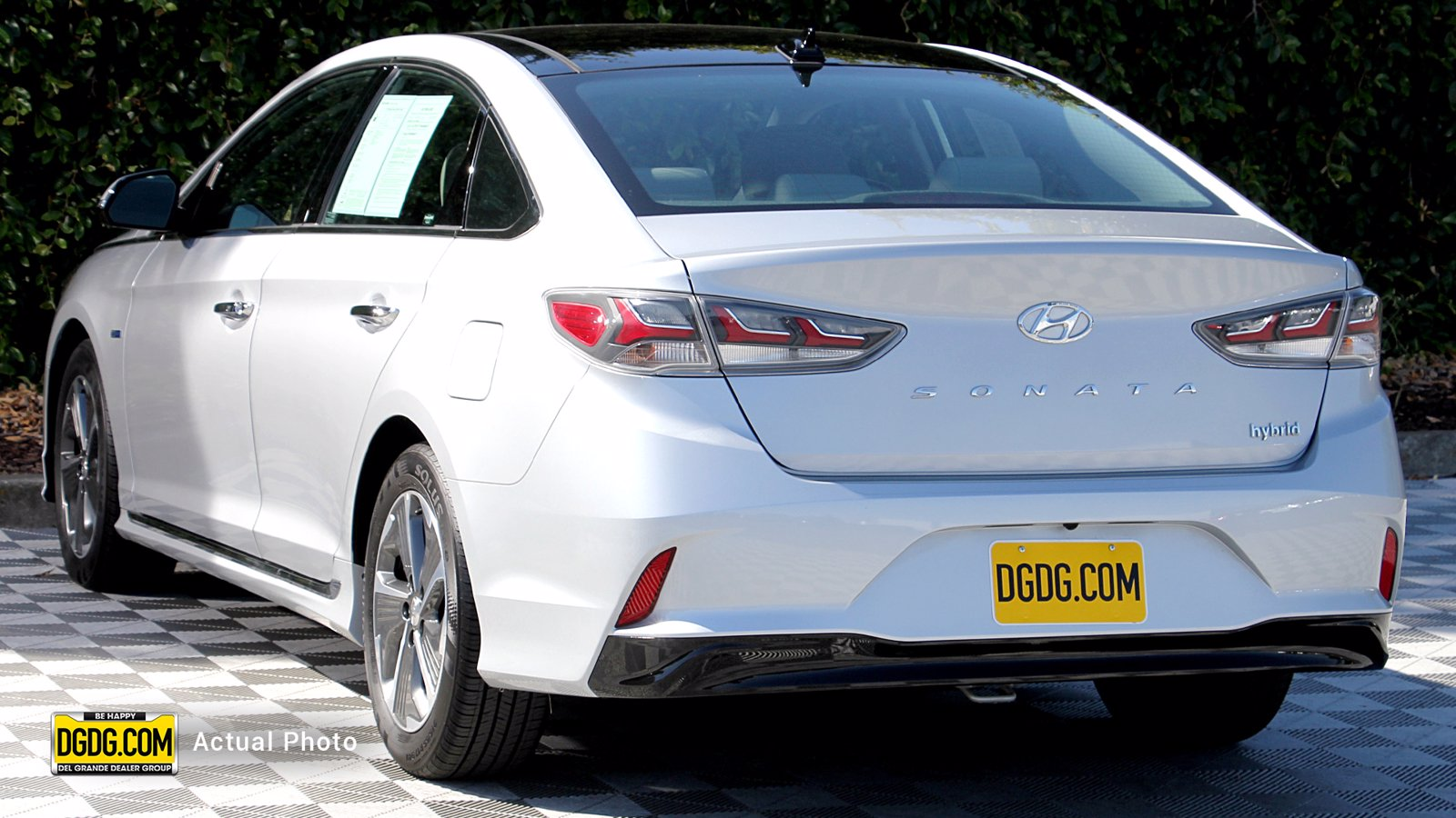 Certified Pre-Owned 2019 Hyundai Sonata Hybrid Limited